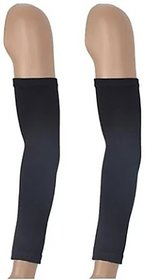 Morelifelondon M sleevesBL Arm Sleeve (Black)