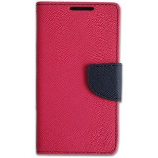 New Mercury Goospery Fancy Diary Wallet Flip Case Back Cover for  Lenovo ZUK Z1 (PINK)