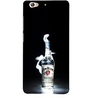 3D Designer Back Cover for Gionee S6 :: Vodka Bottle  ::  Gionee S6 Designer Hard Plastic Case (Eagle-171)