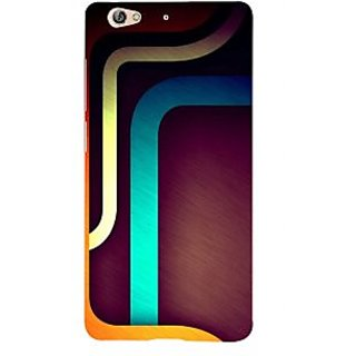 3D Designer Back Cover for Gionee S6 :: Designer Pattern  ::  Gionee S6 Designer Hard Plastic Case (Eagle-174)