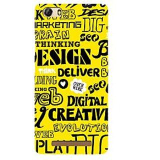 3D Designer Back Cover for Gionee Marathon M5 Lite :: Think and Design  ::  Gionee Marathon M5 Lite Designer Hard Plastic Case (Eagle-227)