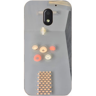 motorola moto e3 power Back cover