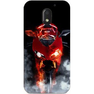 motorola moto e3 power Back cover
