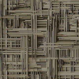 3D Textured Pattern Wallpaper