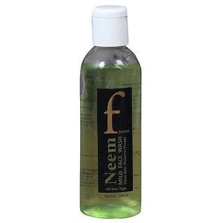F-NEEM FACE WASH 100ML