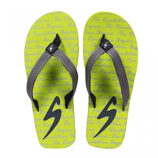 5d8990ab1e13d7 Buy Stylar Revolution Flip Flops (P. Green) Online - Get 20% Off