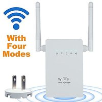 C-zone Mini Wi-Fi Range Extender With Four Modes, Wifi