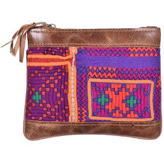 Jewel Fab Art vintage Banjara Multicolour Ethnic Handmade Banjara  Bag