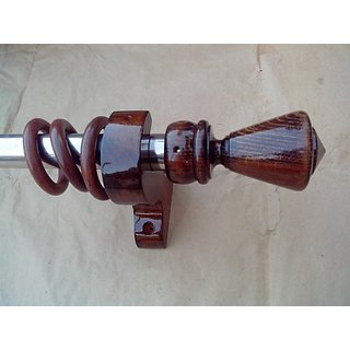 R. K. Traders Red Curtain Bracket