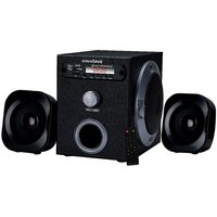 KRISONS 2.1 HOME THEATRE WITH USB,FM,AUX
