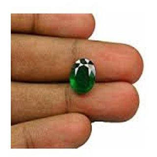 Barmunda Gems 05.25 Ratti Certified Natural Precious Gemstone Emerald (Panna)