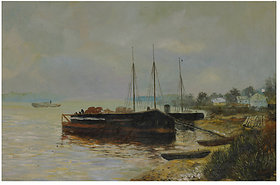 A Loner Boat
