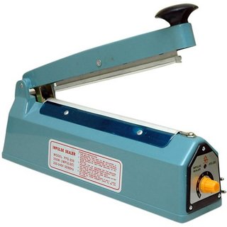 12 Inch 300MM Hand Sealing Machine For Plastic Packaging Super Fast/Seal Hand Held Heat Sealer  (300 mm)