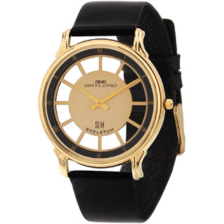 TRANSPARENT FORMAL GAYLORD WATCH GL007YL04