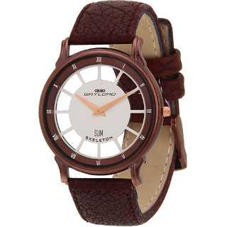 TRANSPARENT FORMAL GAYLORD WATCH GL007WL01