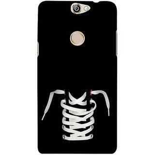 Fuson Designer Phone Back Case Cover Coolpad Max ( Get Ready For A Fight )