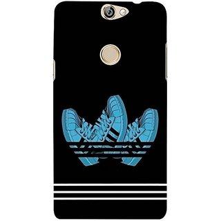 Fuson Designer Phone Back Case Cover Coolpad Max ( Flex It To The Maximum )