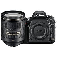 Nikon D750 Body With 24-120mm VR Lens