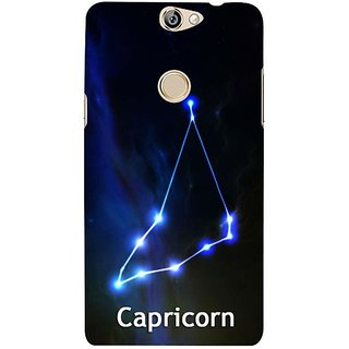 Fuson Designer Phone Back Case Cover Coolpad Max ( Capricorn )