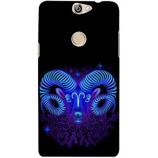 Fuson Designer Phone Back Case Cover Coolpad Max ( Designer Arts )
