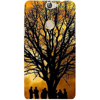 Fuson Designer Phone Back Case Cover Coolpad Max ( Evenings Are Peaceful )