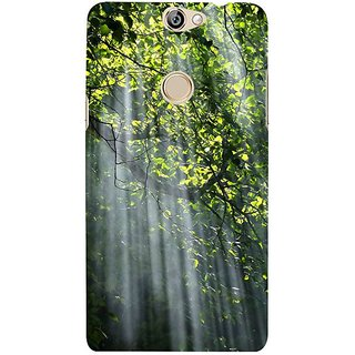 Fuson Designer Phone Back Case Cover Coolpad Max ( Let There Be Light )