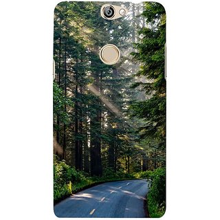 Fuson Designer Phone Back Case Cover Coolpad Max ( The Turning Point In Life )