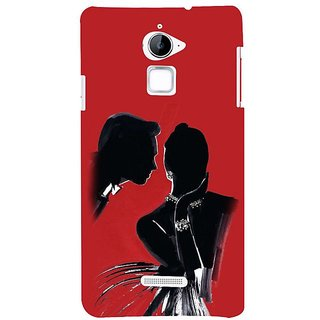 Fuson Designer Phone Back Case Cover Coolpad Note 3 Lite :: Coolpad Note 3 Lite Dual SIM ( On An Evening Date )