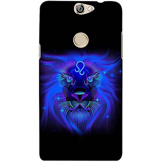 Fuson Designer Phone Back Case Cover Coolpad Max ( Terrifying Sight )