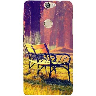 Fuson Designer Phone Back Case Cover Coolpad Max ( A Stroll In The Park )