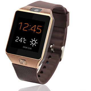 Ons India Smart Watch Phone Bluetooth, Camera 4 Android, iOS Windows Black