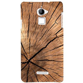 Fuson Designer Phone Back Case Cover Coolpad Note 3 Lite :: Coolpad Note 3 Lite Dual SIM ( The Cracks In The Wood )