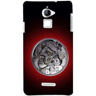 Fuson Designer Phone Back Case Cover Coolpad Note 3 Lite :: Coolpad Note 3 Lite Dual SIM ( Inside The Dial )