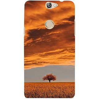 Fuson Designer Phone Back Case Cover Coolpad Max ( Through The Eyes Of Mother Nature )