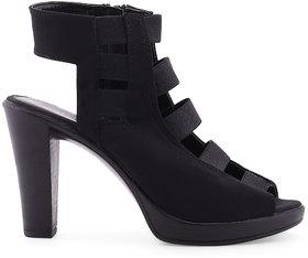 Catwalk Women's Black Heels