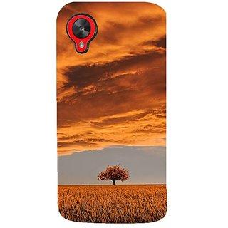 Fuson Designer Phone Back Case Cover LG Nexus 5 :: LG Google Nexus 5 :: Google Nexus 5 ( Through The Eyes Of Mother Nature )