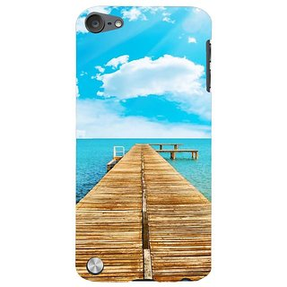Fuson Designer Phone Back Case Cover Apple IPod Touch 5 :: Apple IPod 5 (5th Generation) ( A Trip To Paradise )