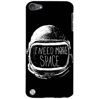 Fuson Designer Phone Back Case Cover Apple IPod Touch 5 :: Apple IPod 5 (5th Generation) ( The Individual Demands Space )