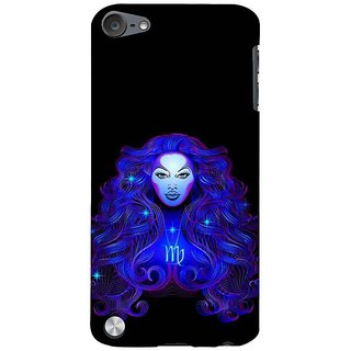 Fuson Designer Phone Back Case Cover Apple IPod Touch 5 :: Apple IPod 5 (5th Generation) ( A Scary Face To Witness )