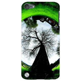 Fuson Designer Phone Back Case Cover Apple IPod Touch 5 :: Apple IPod 5 (5th Generation) ( The Growing Tree )