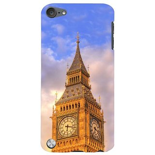 Fuson Designer Phone Back Case Cover Apple IPod Touch 5 :: Apple IPod 5 (5th Generation) ( Up In The Skies )