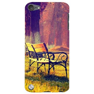 Fuson Designer Phone Back Case Cover Apple IPod Touch 5 :: Apple IPod 5 (5th Generation) ( A Stroll In The Park )