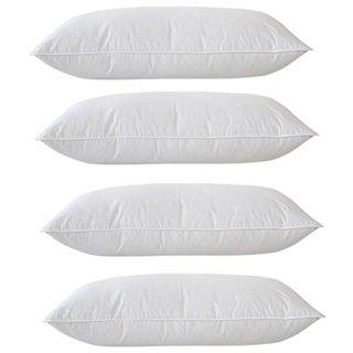 Styletex Set of 4 Fibre Pillow
