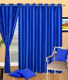 Styletex Set of 2 Window Eyelet Curtains