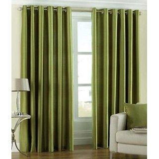Styletex Set of 2 Window Eyelet Curtains