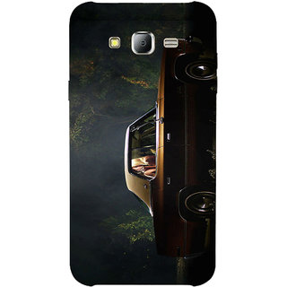 Samsung Galaxy J7 Designer back cover