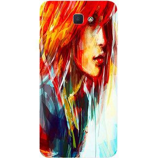 Samsung Galaxy J7 Prime Designer back cover
