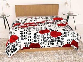 Story @ Home Red 1 Single Dohar/AC Quilt