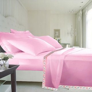 Set Of 2 Single Bedsheet Cum Top Sheet