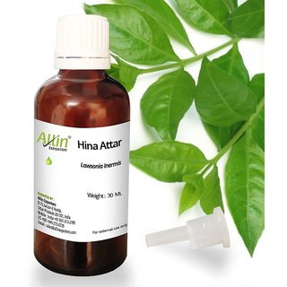 Hina Attar - 100 Pure , Natural  Undiluted - 30 ML